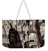City Shadow Weekender Tote Bag