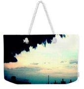 City Silhouette  Weekender Tote Bag