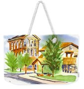 City Streets Weekender Tote Bag by Kip DeVore