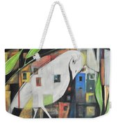 City Strut Weekender Tote Bag