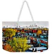 City View Five Weekender Tote Bag