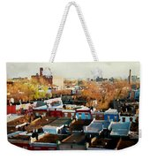 City View Six Weekender Tote Bag