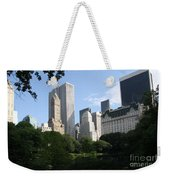 Cityview Form Central Park Weekender Tote Bag