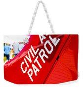 Civil Air Patrol Weekender Tote Bag