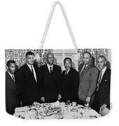 Civil Rights Leaders, 1963 Weekender Tote Bag