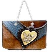 Civil War Horse Breastplate Weekender Tote Bag