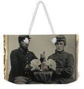 Civil War Soldiers C1863 Weekender Tote Bag