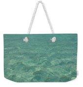 Clear Water Of Guam Weekender Tote Bag