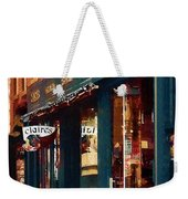 Claire's On College Street Weekender Tote Bag