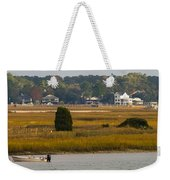 Clam Country Weekender Tote Bag