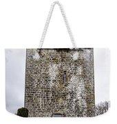 Claregalway Castle - Ireland Weekender Tote Bag
