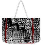 Clarity Digital Painting Weekender Tote Bag