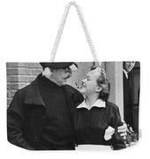 Clark Gable Weekender Tote Bag