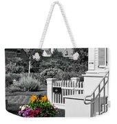 Clark House Flowers 2 Weekender Tote Bag