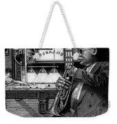 Jazz Clark Terry Weekender Tote Bag