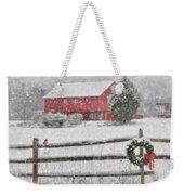 Clarks Valley Christmas 2 Weekender Tote Bag