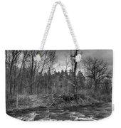 Clarksburg Falls 1833 Weekender Tote Bag