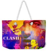 Clash Know Your Rights Weekender Tote Bag