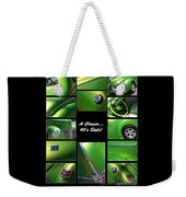 Classic 40s Style - Poster Weekender Tote Bag