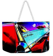 Classic 57 Chevy Art Weekender Tote Bag