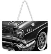 Classic '57 Chevy Weekender Tote Bag
