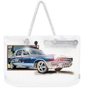Classic '64 Dodge Oakland County Mi Weekender Tote Bag