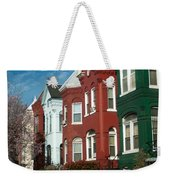 Classic American Architecture In Washington Dc Weekender Tote Bag