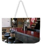 Classic Americana Weekender Tote Bag