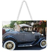 Classic Antique Car - Ford 1920s Weekender Tote Bag