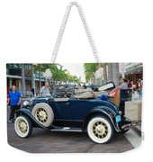 Classic Antique Convertable Weekender Tote Bag