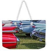 Classic Caddy Fin Party Weekender Tote Bag