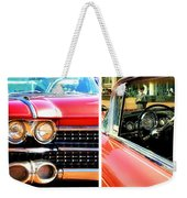 Classic Caddy Inside And Out Weekender Tote Bag