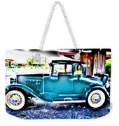 Classic Car 2 Weekender Tote Bag