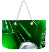 Classic Cars Beauty By Design 2 Weekender Tote Bag