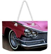 Classic Car Collection Weekender Tote Bag