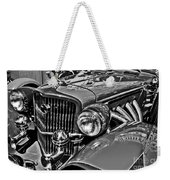 Classic Car Detail Weekender Tote Bag