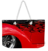 Classic Cars Beauty By Design 11 Weekender Tote Bag