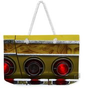 Classic Cars Beauty By Design 14 Weekender Tote Bag