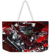 Classic Cars Beauty By Design 15 Weekender Tote Bag