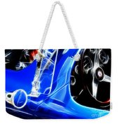Classic Cars Beauty By Design 3 Weekender Tote Bag