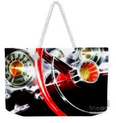 Classic Cars Beauty By Design 4 Weekender Tote Bag