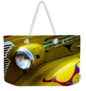 Classic Cars Beauty By Design 5 Weekender Tote Bag