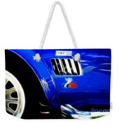 Classic Cars Beauty By Design 6 Weekender Tote Bag
