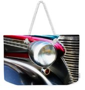 Classic Cars Beauty By Design 7 Weekender Tote Bag
