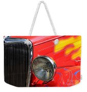Classic Cars Beauty By Design 8 Weekender Tote Bag