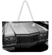Classic Chevy Caprice  Weekender Tote Bag