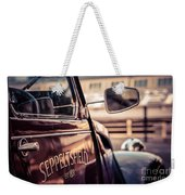 Classic Citroen I Weekender Tote Bag