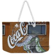 Classic Coca-cola Weekender Tote Bag