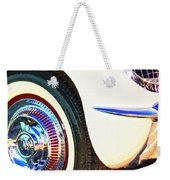Classic Corvette Palm Springs Weekender Tote Bag