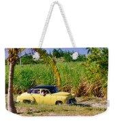Classic Cuba Weekender Tote Bag